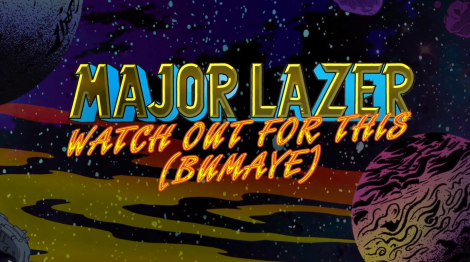 major lazer bumaye ft