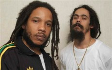 "Stephen & Damian ""Jr. Gong"" Marley"