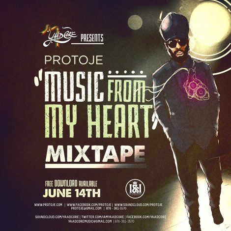 Protoje Mixtape cover